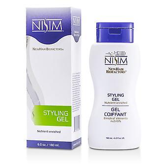 New hair biofactors styling gel 180ml/6oz