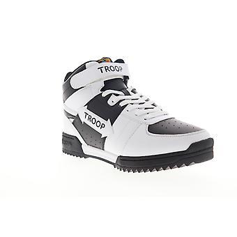 World Of Troop Adult Mens Crown Mid Ripple Lifestyle Sneakers