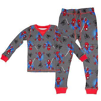 Spider-Man Småbarn Pojkar 2-delad pyjamas set