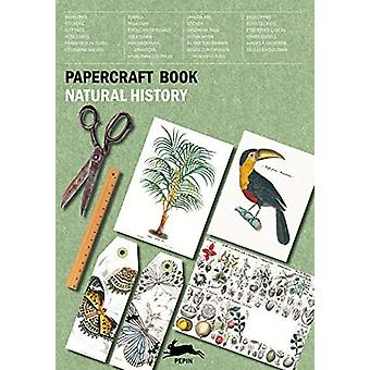 Natural History - Papercraft Book by Pepin Van Roojen - 9789460094040