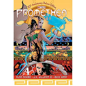 Promethea - The Deluxe Edition Book Two by Alan Moore - 9781401295455