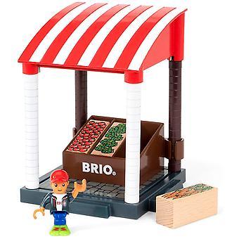 Brio World Market Stand