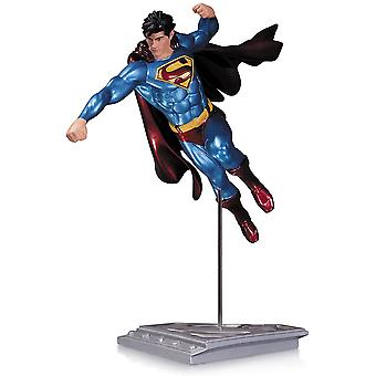 Superman Man of Steel Statue por Shane Davis