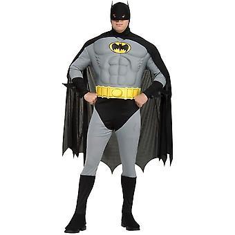 Взрослый костюм ретро Бэтмена