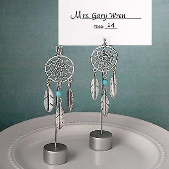 Dream Catcher Place Card or Photo Holder