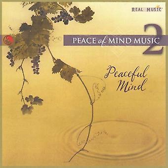 Peace of Mind Music - Peaceful Mind [CD] USA import