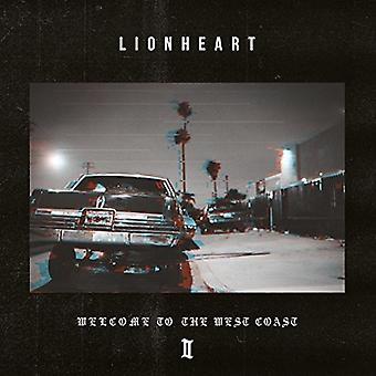Lionheart - Welcome to the West Coast II [CD] USA import