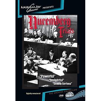 ニュルンベルク裁判 (1947 年) 【 DVD 】 米国のインポートします。