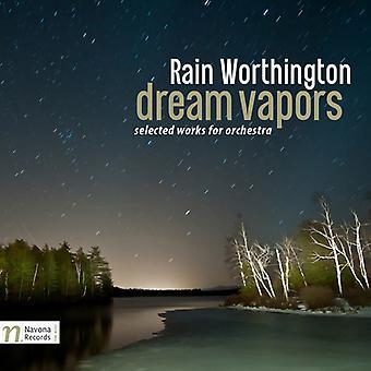 Worthington / Czech Philharmonic Orchestra - Dream Vapors [CD] USA import