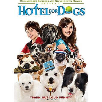 Hotel for Dogs [DVD] USA import