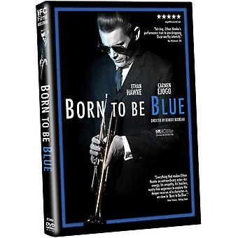 Born to Be Blue [DVD] USA import
