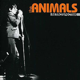 Animals - Retrospective [CD] USA import