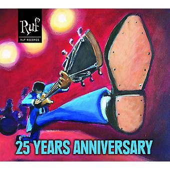 25 Years Anniversary [CD] USA import