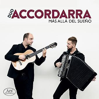 Piazzolla / Duo Accordarra - Mas Alla Del Sueno [SACD] USA import