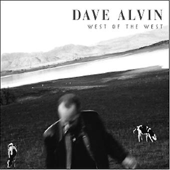 Dave Alvin - West of the West [CD] USA import