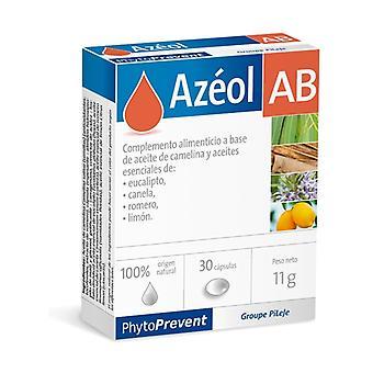 Azeol Ab 30 capsules