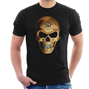 Alchemy Omega Skull men ' s T-skjorte
