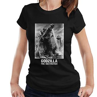 Godzilla Destroyer Women's T-Shirt