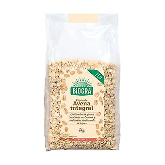 Organic Whole Thick Oatmeal Flakes 1 kg