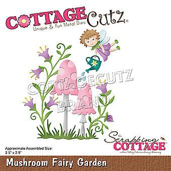 Jardim de Fadas de Cogumelo cottage