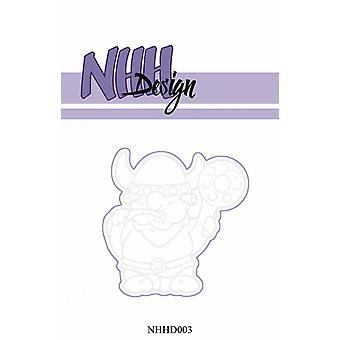 NHH Design Singing Viking Die