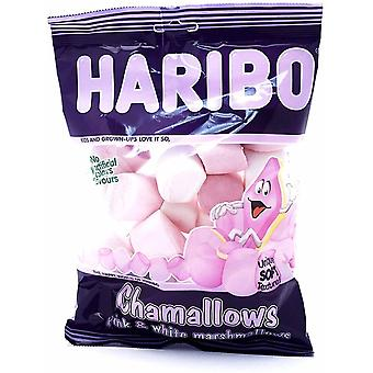Haribo Chamallows 1.7kg, bulk sweets, 12 packs of 140g