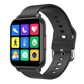 Nennbo T82 Smartwatch Smartband Smartphone Fitness Sport Activity Tracker Watch IPS iOS Android iPhone Samsung Huawei Black