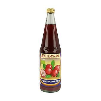 Cranberry Juice Eco 700 ml