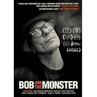 Bob & the Monster [DVD] USA import