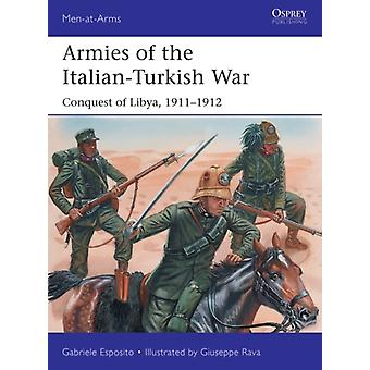 Armies of the ItalianTurkish War by Esposito & Gabriele