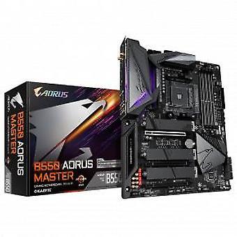 Gigabyte B550 AORUS MASTER [ATX, AM4, AMD Ryzen, 4x DDR4 DIMM, 3200 Mhz, USB3.2, GBLAN, BT, WiFi]