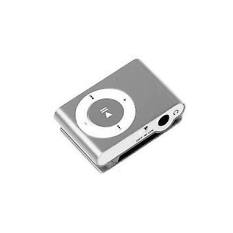נייד מתכת מיני קליפ ספורט MP3 נגן