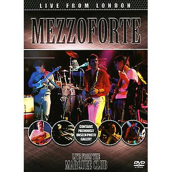 Mezzoforte - Live From the Marquee Club [DVD] USA Import