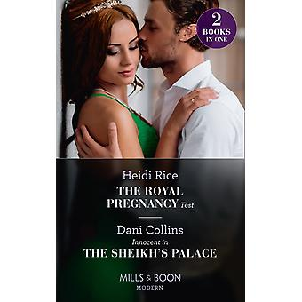 The Royal Pregnancy Test Innocent In The Sheikhs Palace von Rice & HeidiCollins & Dani