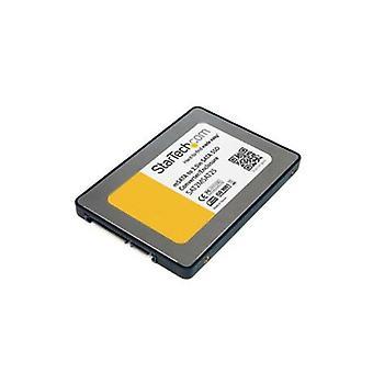 Startech Ide Sata To Mini Sata Ssd Adapter Enclosure
