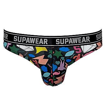 Supawear POW Letter Ink | Men's Underwear | Men's Slip