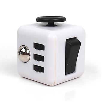 Mini Cube Vinyl Desk Finger- Squeeze Fun Stress Reliever Antistress 3.3cm