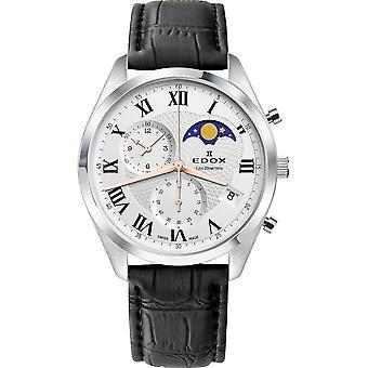 Edox - Wristwatch - Unisex - 01655 3 ARR - Les Bémonts -