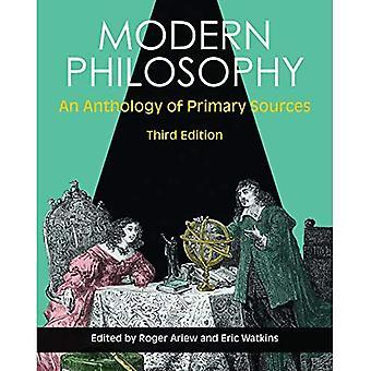 Moderne filosofie: Een bloemlezing van primaire bronnen