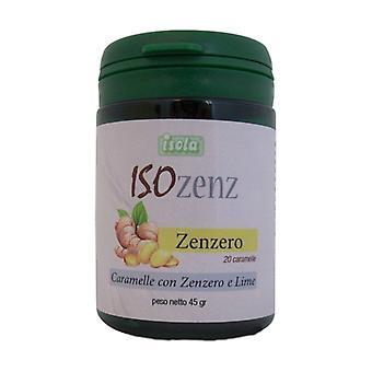 Isozenz candies 20 units