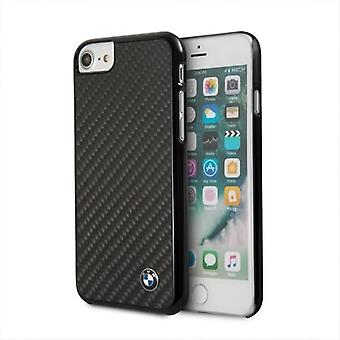 BMW Real Carbon Fiber Hard Case iPhone 8 / 7 / 6 s / 6