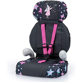 Bayer Design 67506AA Deluxe Car Seat, Dolls Accessory, Toy for Boys and Girls