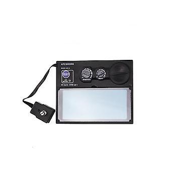 Solar Battery Outside Control Auto Darkening