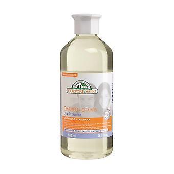 Frequently Used Calendula Shampoo 500 ml of gel