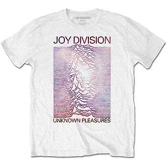 Joy Division Space Unknown Pleasures Gradient Official T-Shirt Unisex