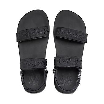 Reef Mens Water Friendly Sandals ~ Reef Convertible black