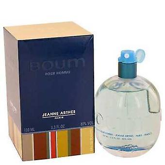 Boum By Jeanne Arthes Eau De Toilette Spray 3.3 Oz (men) V728-451280