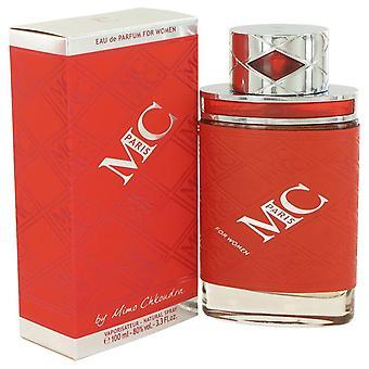 Mc Mimo Chkoudra Eau De Parfum Spray By Mimo Chkoudra 3.3 oz Eau De Parfum Spray
