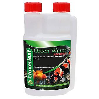 Cloverleaf Green Water Answer 1Ltr