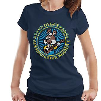 The Magic Roundabout Dylan Appreciation Society Women's T-Shirt